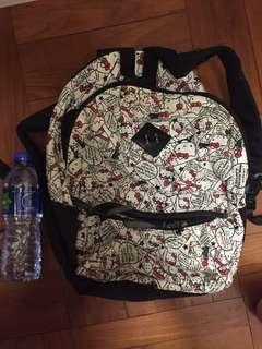 Sanrio hello kitty bag backpack school bag 背包 雙肩包 背囊 書包