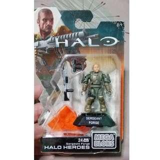 Mega Construx Halo Seargeant Forge