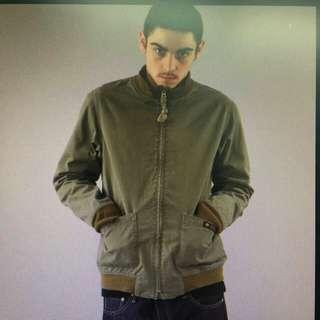 Neighborhood Tanker軍 jacket nhhd Wtaps
