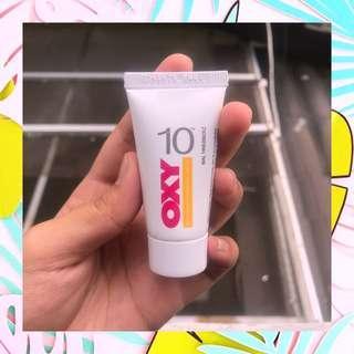 Freeman gel mask+ scrub and oxy10