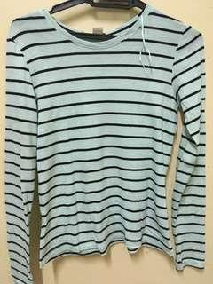 Monki Stripe Top