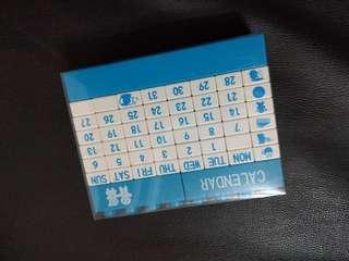 🚚 積木年曆