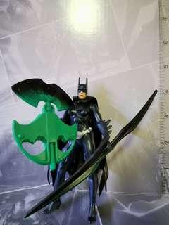 batgirl 1997 batman & robin series (無包裝盒)