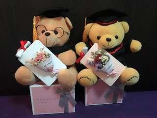 Graduation 🎓 Bear 😍New