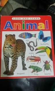Animal- Look and learn