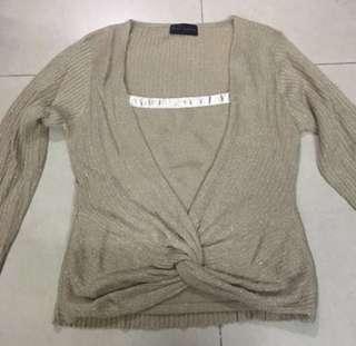針織襯衫/ Tee