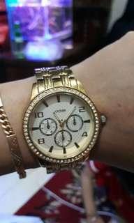 Jam tangan guess kwalitas premium, anti karat.