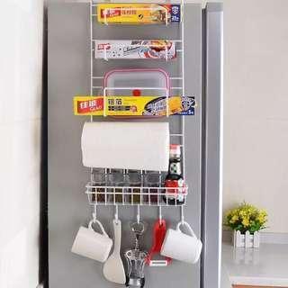 廚房冰箱櫃側掛架