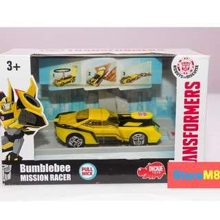 BRANDED - Bumblebee Mission Racer Transformers