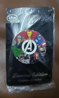 迪士尼漫威Disney Store 限量襟章Limited Pin