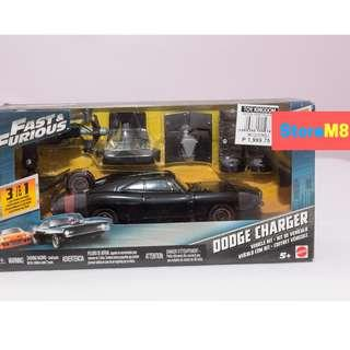 BRANDED - Fast & Furious Customizers Dodge Charger