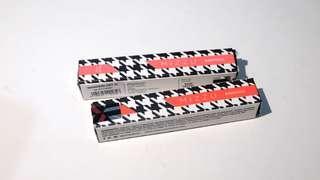 Mizzu Inspired Lipstick 2 shades