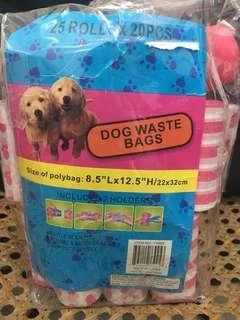 Dog Waste Bag