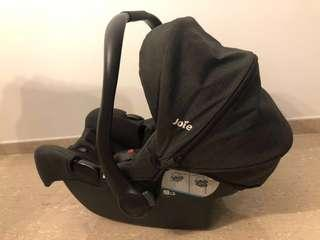 [Washed] Joie i-Gemm car seat
