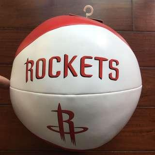 Houston Rockets, Big Boy Softee Basketball. New!