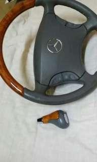 Mercedes W220 steering