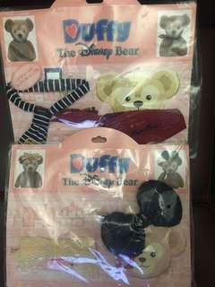 東京迪士尼 Duffy 衣服配件