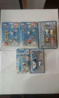 Doraemon Straps Set Of 5
