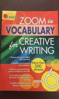 Primary 6 English Creative Writing