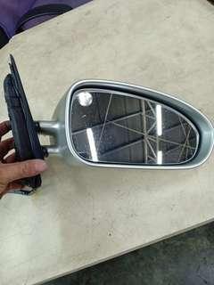 Audi rs4 carbon fiber door trim moulding