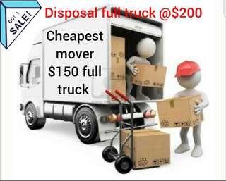 Disposal.    Mover     Disposal     mover