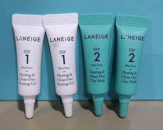 Laneige 2 Step Mini Pore #beauty50