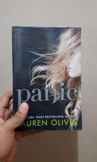 Panic - Lauren Oliver ENGLISH