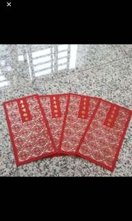 Red packet with Holder