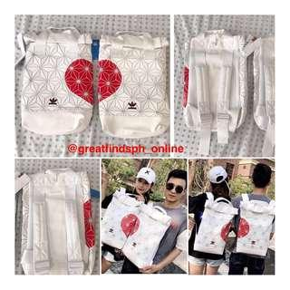 Couple Set Adidas x Issey Miyake Heart Limited Edition Backpack