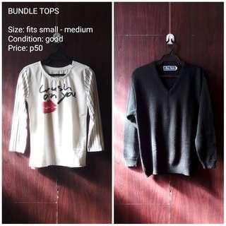 BUNDLE TOPS 2