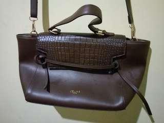 Celine bag brown