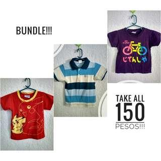 REPRICED!!! Bundle 150 PHP