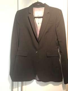 Banana Republic Black Blazer - Size 8