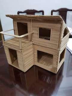 Premium Hamster Home