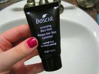 Boscia Luminizing Black Mask (Travel Size/20gr)