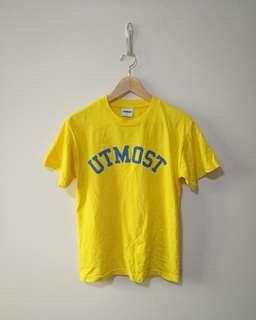 UTMOST Arc Logo Tee