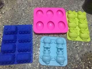 手工皂模型