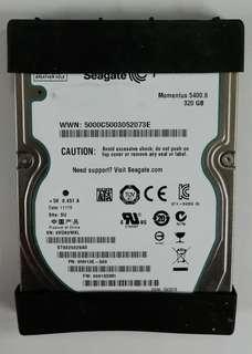 Seagate 320gb HDD