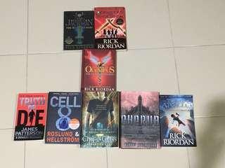 Novels/Books #1