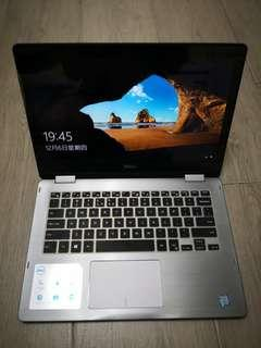 Dell inspiron 13 7378 2in1 FHD IPS touch七代i5-7200/8GB/256GB ssd