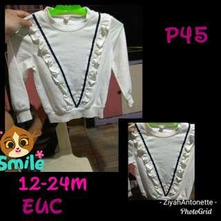 Longsleeves cotton hindi mainit