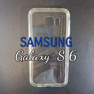 Samsung Galaxy S6 Transparent Hard Case