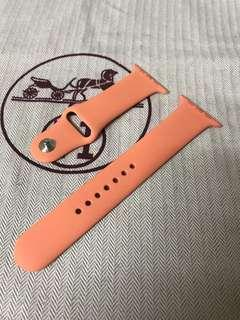 🈹大割價🈹 100% Apple Orignial Apple Watch 42/44mm sport band pearl 蘋果原裝運動錶帶 桃色