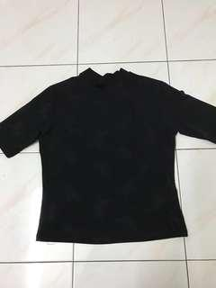 Black Tight Tshirt #DEC50