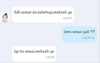 Testimoni with sis loly