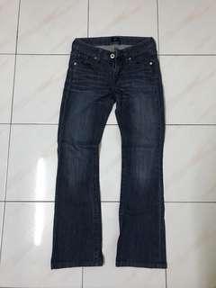 Dark Blue Jeans #DEC50