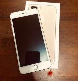 iPhone 7 Plus 32 GB in pristine condition
