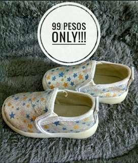 REPRICED!!! Glitter shoes
