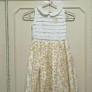Yellow Dress for girls