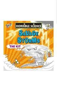 Horrible Science Savage Storms